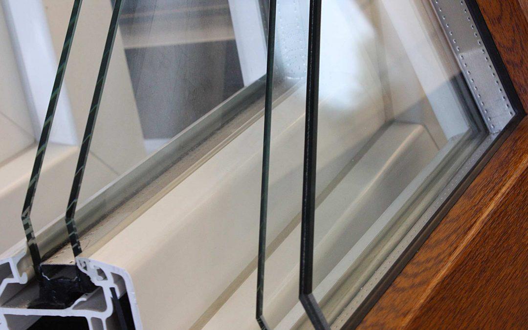 Il vetro nei serramenti