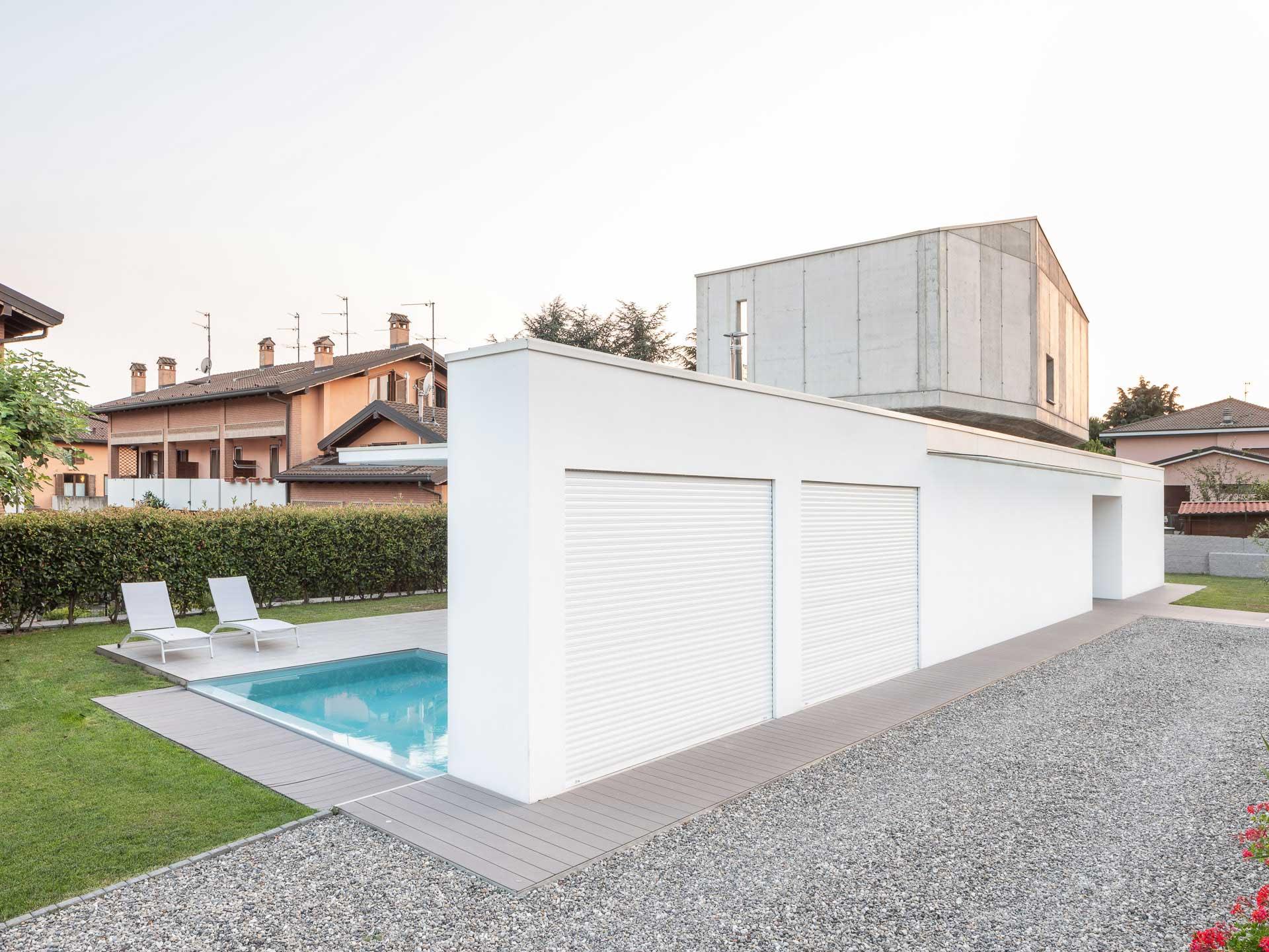 Casa unifamiliare a Casnate con Bernate (CO).