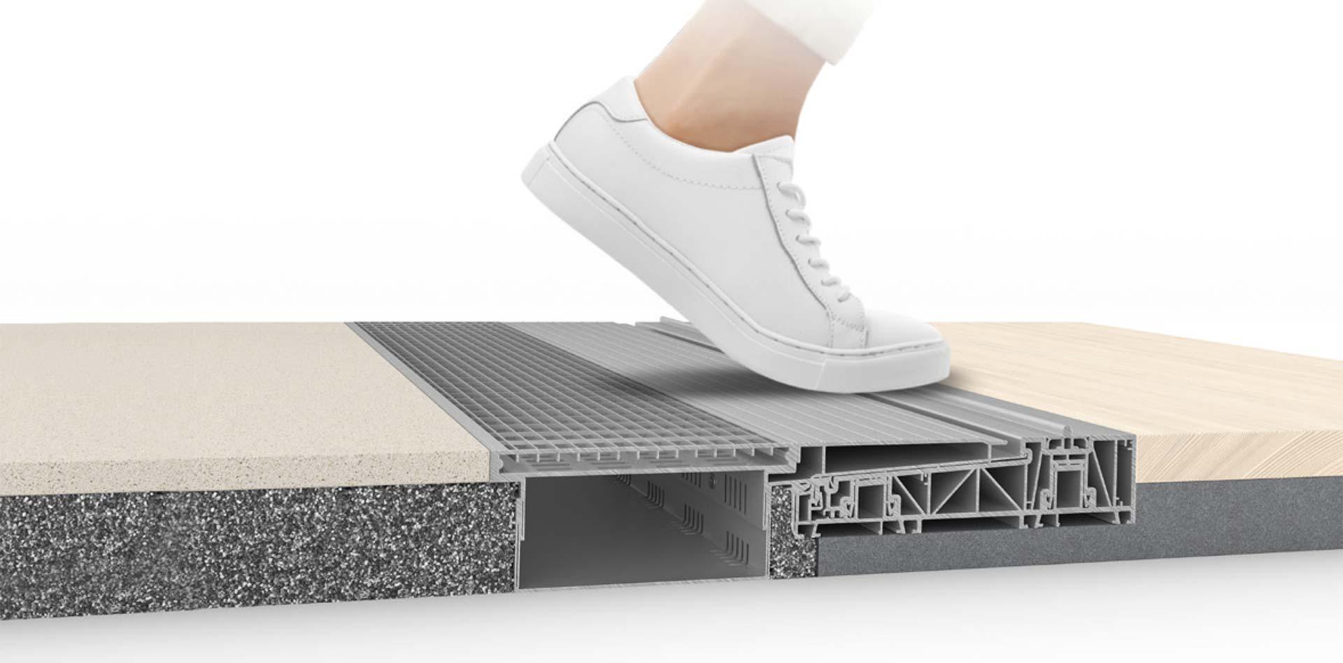 Aluplast. Direzione prodotto. Lift-slide. Ottimizzazione di sistema / Facelift.